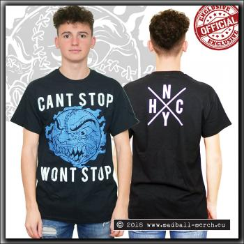 Madball - Can't Stop Won't Stop - T Shirt