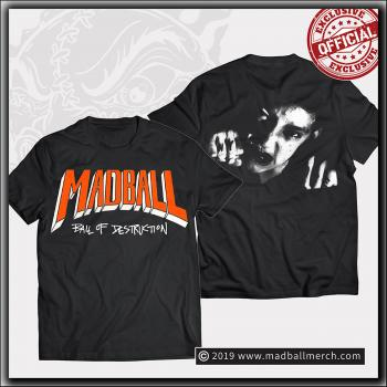 Madball - Ball Of Destruction - T Shirt Black