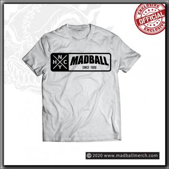 Madball - NYHC 2020 - T Shirt Sports Grey
