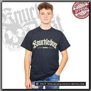 Knuckledust - London - T Shirt