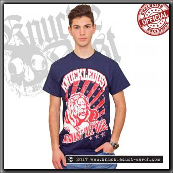 Knuckledust - Against All Odds - T Shirt