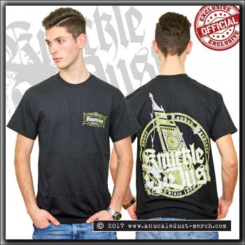 Knuckledust - London Hardcore - T Shirt