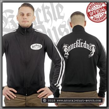 Knuckledust - Songs Of Sacrifice Logo - Trainer Jacket Men's - Medium