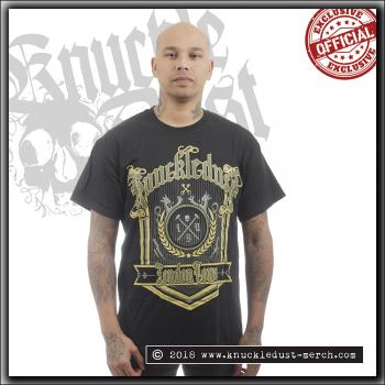 Knuckledust - London Town - T Shirt - Extra Large