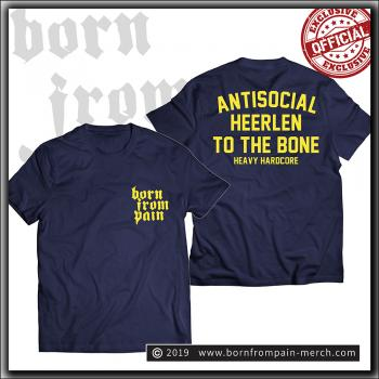 Born From Pain - Anti-Social - T Shirt