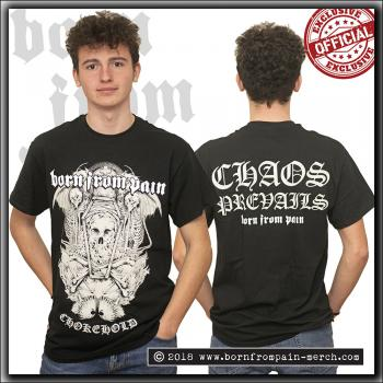 Born From Pain - Chokehold - T Shirt