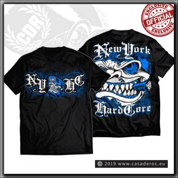 Casa De Roc - NYHC - T Shirt Black