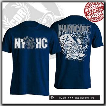 Casa De Roc - NYHC Hardcore Lives - T Shirt