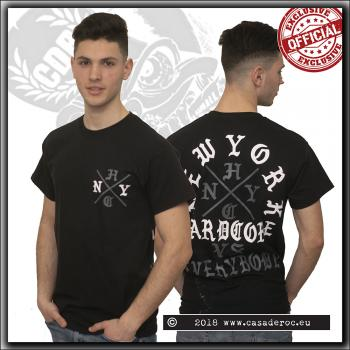 Casa De Roc - NYHC vs Everybody - T Shirt