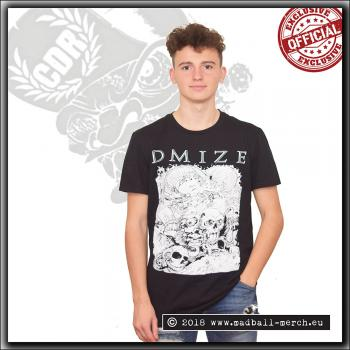 Dmize - Dmize Album Cover - T Shirt