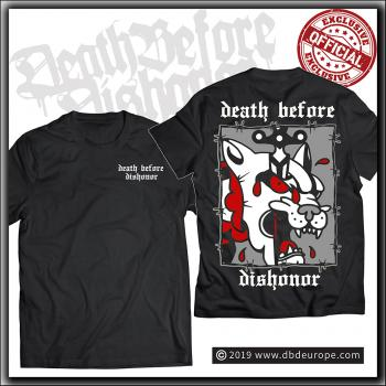 Death Before Dishonor - Death Before Dishonor - T Shirt Black