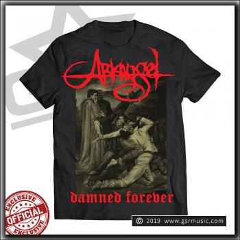 Arkangel - Damned Forever - T Shirt Black