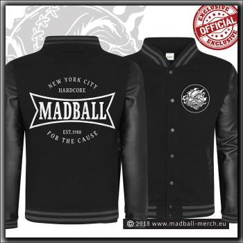Madball - For The Cause - College Jacket