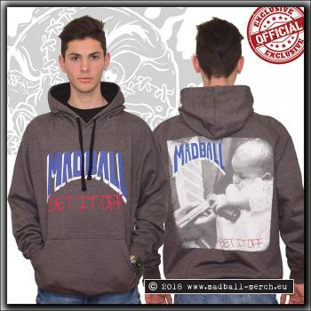 Madball - Set It Off - Hoodie Charcoal