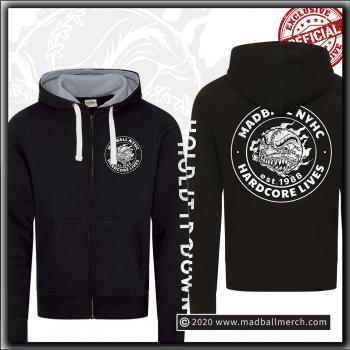 Madball - Hold It Down 2020 - Premium Hooded Zipper