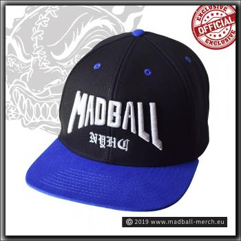 Madball - Hardcore Lives - Black n Blue Snapback Cap