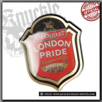 Knuckledust - Knuckledust London Pride - Pin