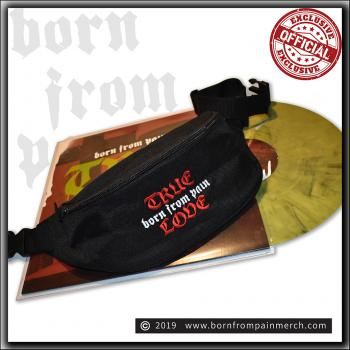 Born From Pain - True Love - LP & Limited Belt Bag bundle