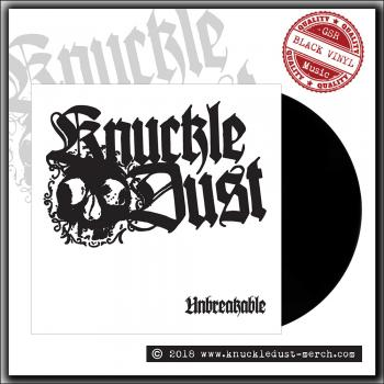 Knuckledust - Unbreakable - LP