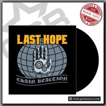 Last Hope - Chain Reaction - LP