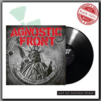 Agnostic Front - The American Dream Died - LP
