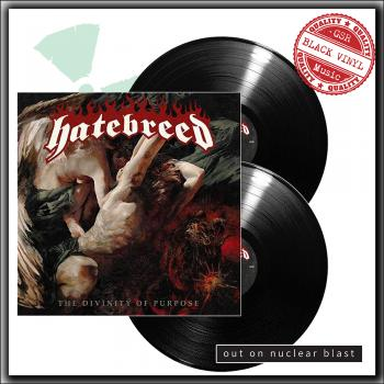 Hatebreed - The Divinity Of Purpose - Double LP