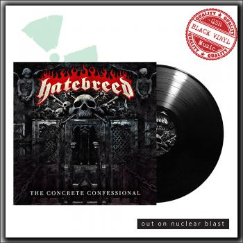 Hatebreed - The concrete confessional - LP