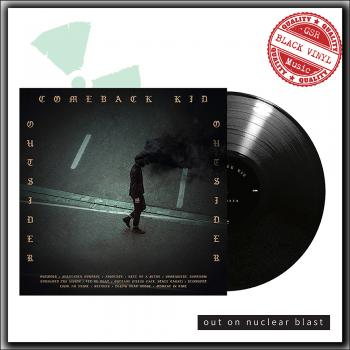 Comeback Kid - Outsider - LP