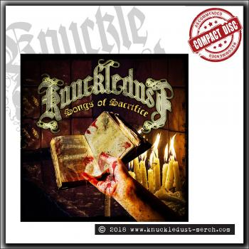 Knuckledust - Songs Of Sacrifice - CD