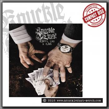 Knuckledust - Bluffs, Lies & Alibis - CD