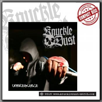 Knuckledust - Unbreakable - CD