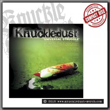 Knuckledust - Universal Struggle - CD
