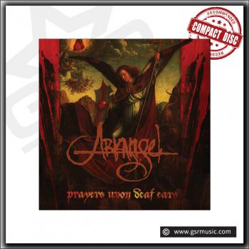 Arkangel - Prayers Upon Deaf Ears  | remastered | Limited CD digipack