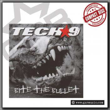 Tech 9 - Bite The Bullet - CD