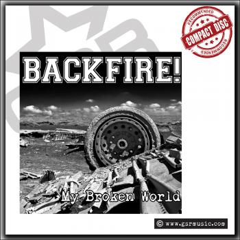 Backfire! - My Broken World - CD