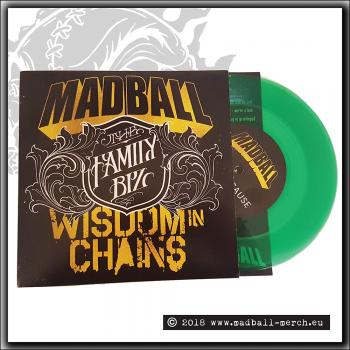 Madball / Wisdom In Chains - Family Biz split - 7 inch
