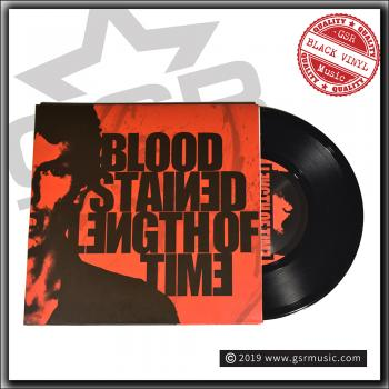 Bloodstained/Length of Time - Split - 7 inch