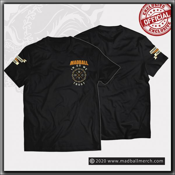 Madball - Hardcore Pride - pocket & sleeve print - T Shirt Black