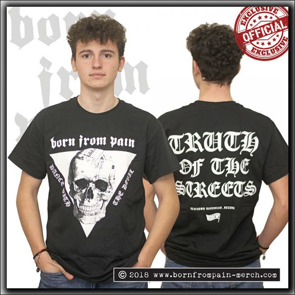 Born From Pain - Dance With The Devil - T Shirt