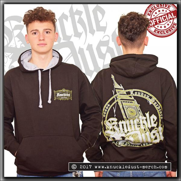 Knuckledust - London Hardcore - Hoodie