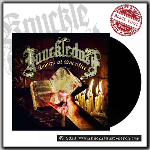 Knuckledust - Songs Of Sacrifice - LP