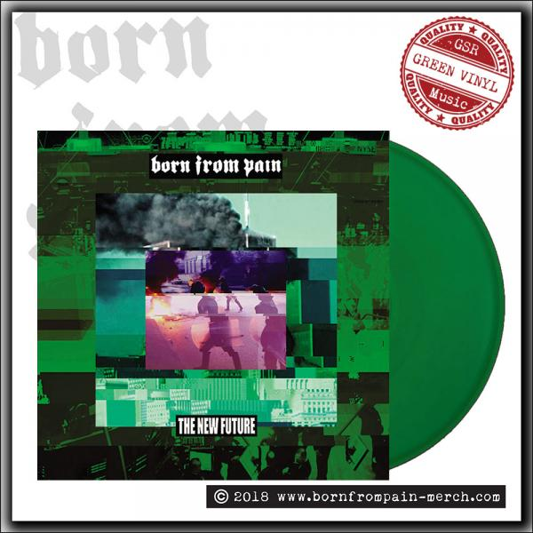 Born From Pain - The New Future - LP
