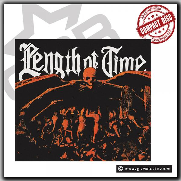 Length Of Time - Let The World With The Sun Go Down - CD digipack