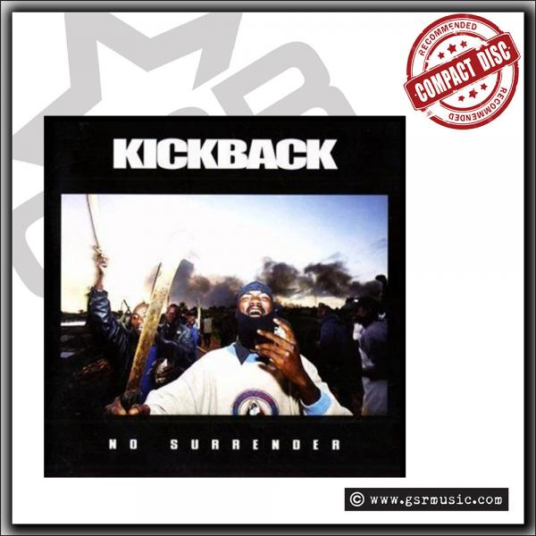 Kickback - No Surrender - Special Edition - CD - Rare