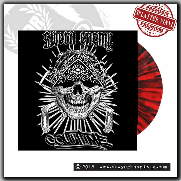 Sworn Enemy / Countime - split ep - 7 inch