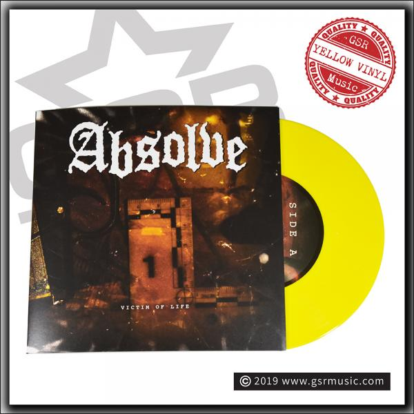 Absolve – Victim Of Life - 7 inch