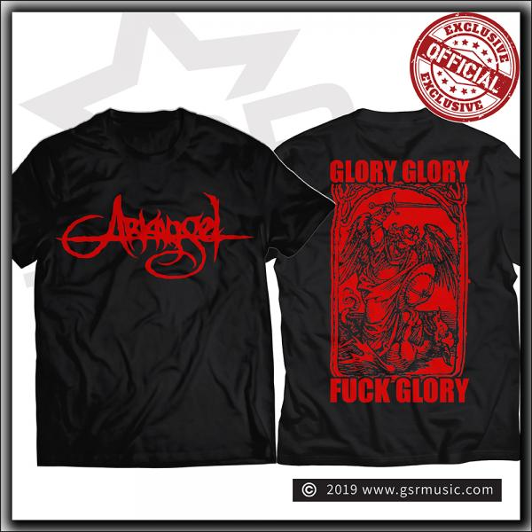 Arkangel - Glory Glory Fuck Glory - Ltd. T Shirt Black
